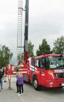 FFW7-Hubrettungsfahrzeug