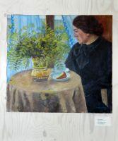 06-Portraet-der-Ehefrau---Oel