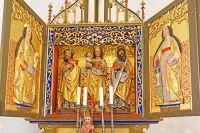 JHV2018_13-Fluegelaltar-Obermiethnach_Sankt-Peter---Maria-mit-Kind---Sankt-Paul