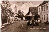 P09-Dorfplatz-Mitterfels-um-1907-mit-70er-Denkmal