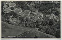P11-Mitterfels---Historischer-Ortskern-Luftaufnahme-um-1935
