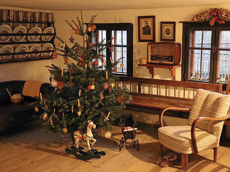 weihnachten saisonstart im freilichtmuseum finsterau. Black Bedroom Furniture Sets. Home Design Ideas