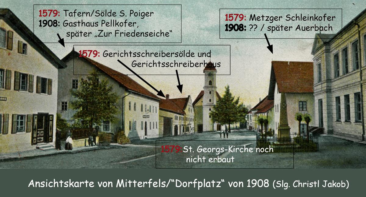20 Ansicht Dorfplatz w