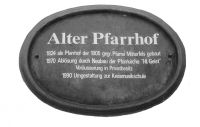 07_a_Tafel_Alter_Pfarrhof