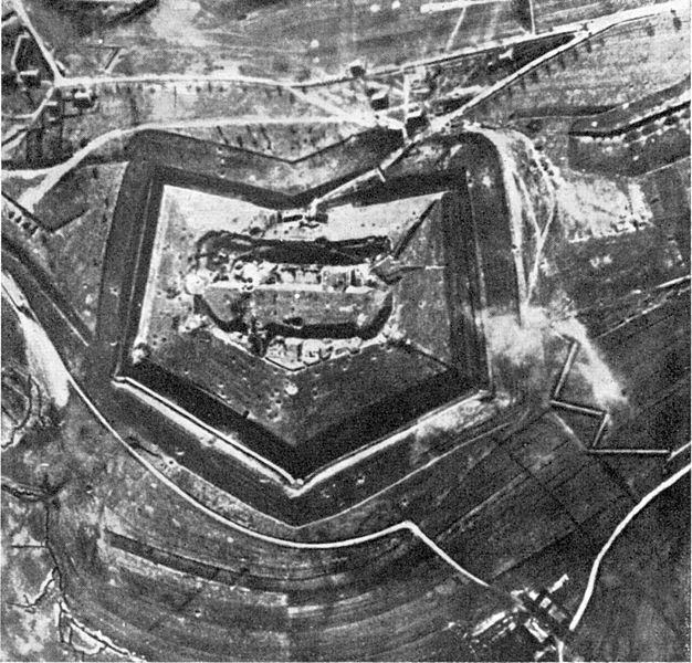 23 01 fort douaumont anfang 1916