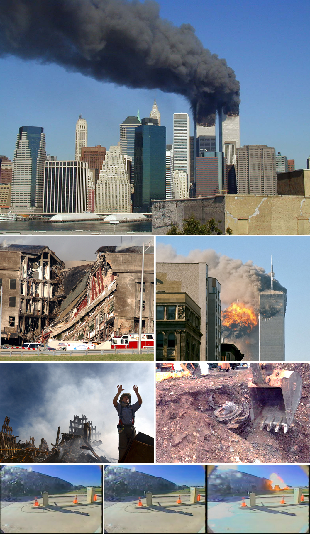 11 01 september 11 photo montage