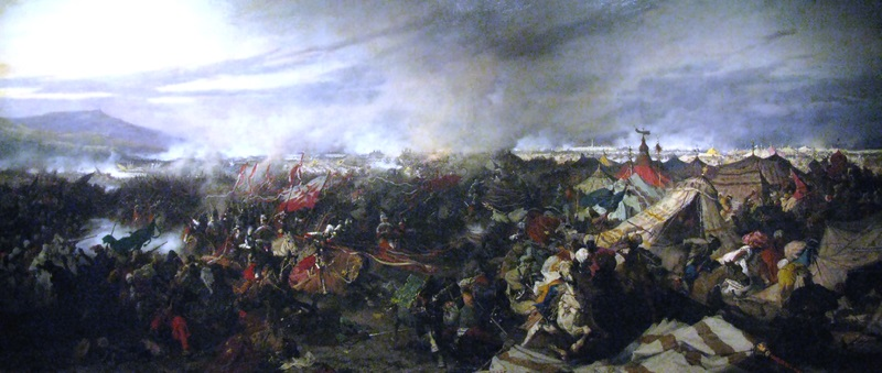 13 01 battle of vienna 1683 by jzef brandt