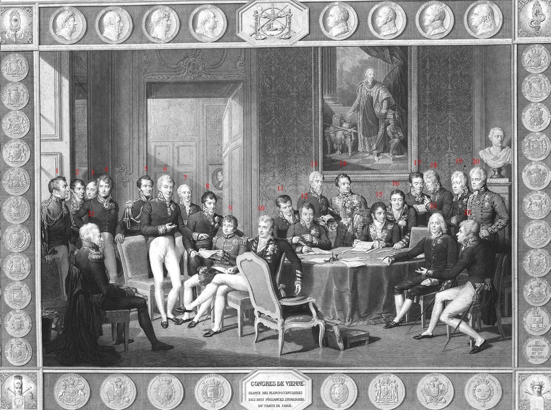 18 01 congress of vienna