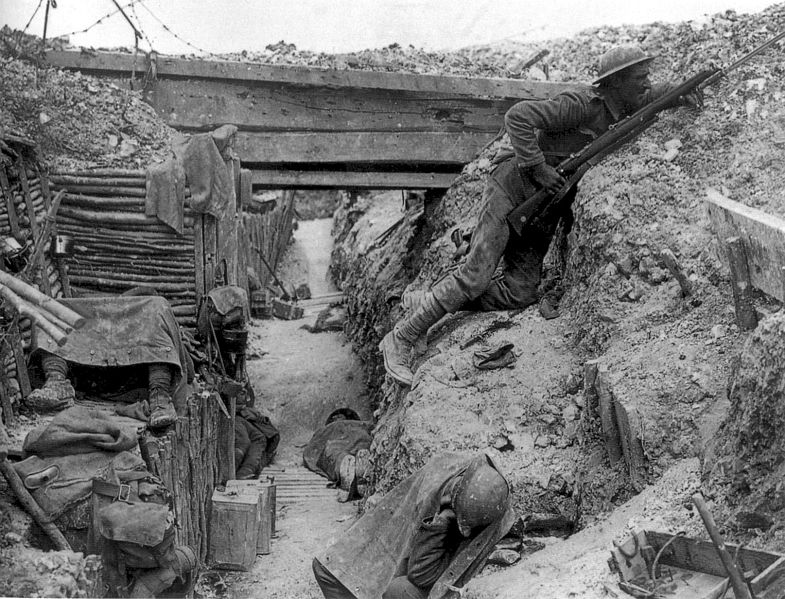 18 02 cheshire regiment trench somme 1916