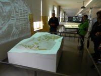 04-Dauerausstellung-in-ehemaliger-Waescherei---Plan-des-KZ