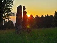 001-Sonnenuntergang----beobachtet-auf-der-Poschinger-Alm---bm