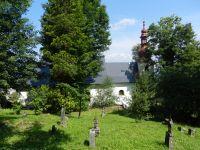 099-Kirche-und-Friedhof-Gutwasser-Dobra-Voda-im-Behmerwald---ft