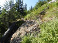 115-Nordkarsteig-zur-Rachelwiese-mit-einer-versicherten-Felspartie---ft