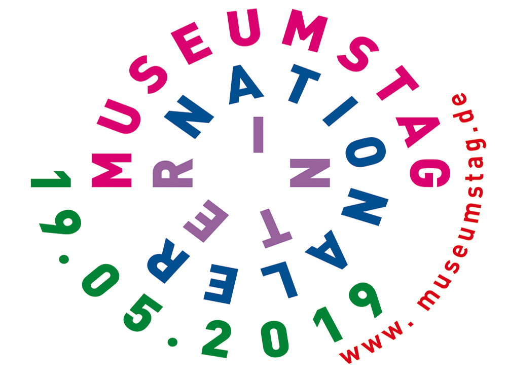 Logo Museumstag 2019
