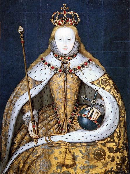 15 01 elizabeth i in coronation robes